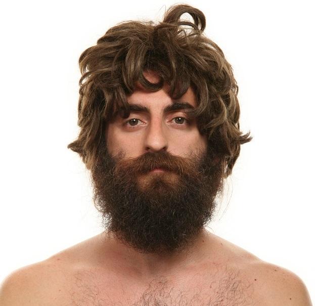 Excellent The Basics Why Men Grow Facial Hair Beards Grow Trim Live Short Hairstyles Gunalazisus